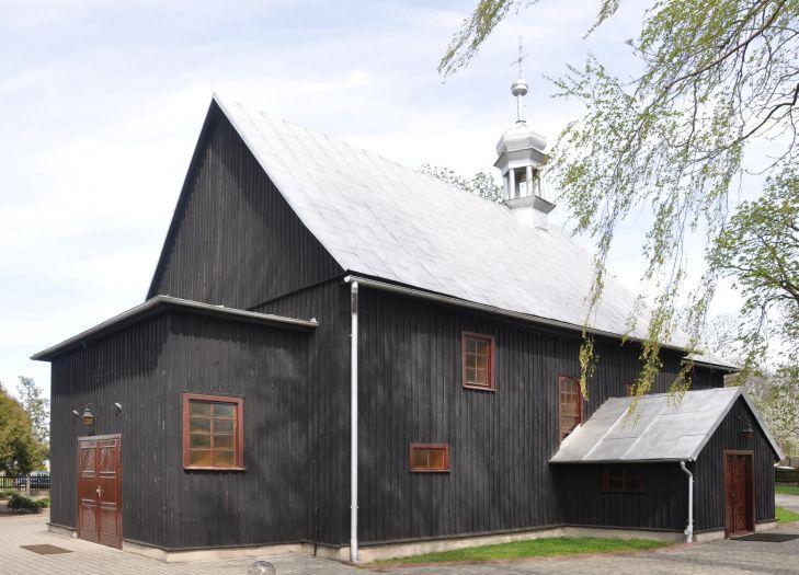 Kościół pw. sw. Katarzyny w Świbie