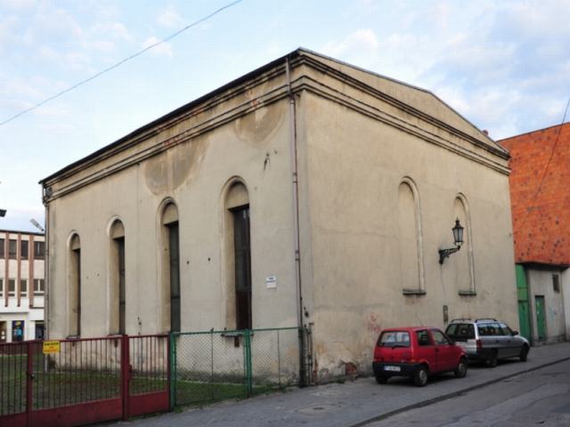 Dawna synagoga w Jarocinie