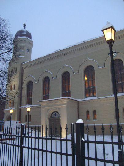 Synagoda w Ostrowie Wlkp.