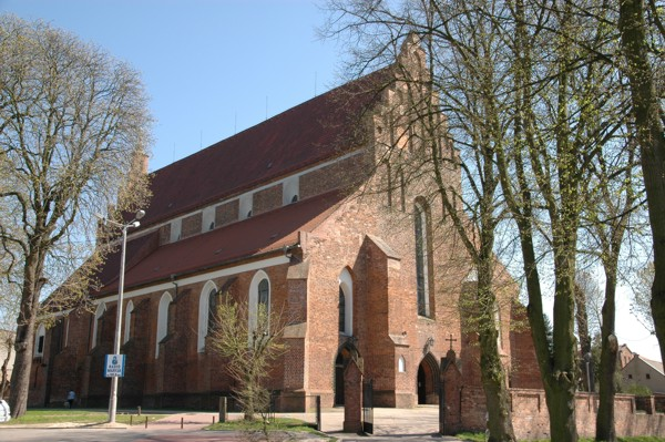Kościół pw. Matki Bożej Pocieszenia i św. Stanisława Biskupa w Szamotułach