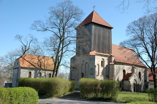 Herb Kościół pw. Wszystkich Świętych w Tarnowie Podgórnym