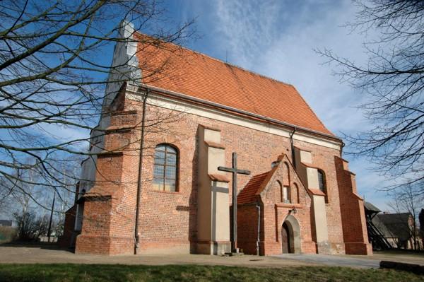Kościół pw. św. Barbary w Tomicach