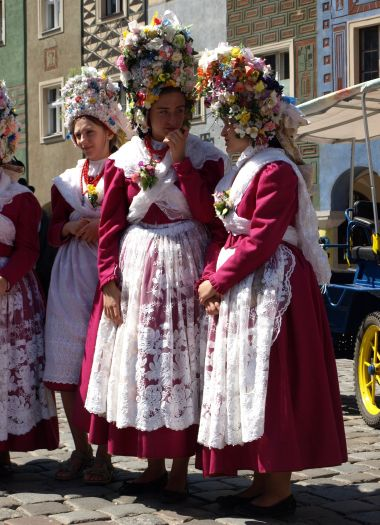 Bamberki w Poznaniu na Starym Rynku