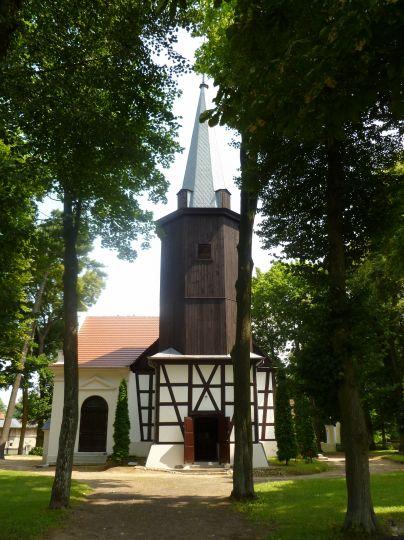 Kosciół pw. św. Michała Archanioła w Uzarzewie