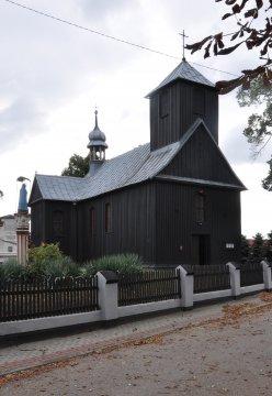 Herb Kościół pw. św. Jakuba w Budziszewku