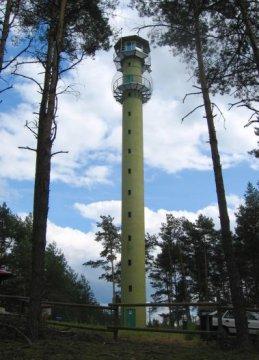 Sieraków<br>wieża Zdroje
