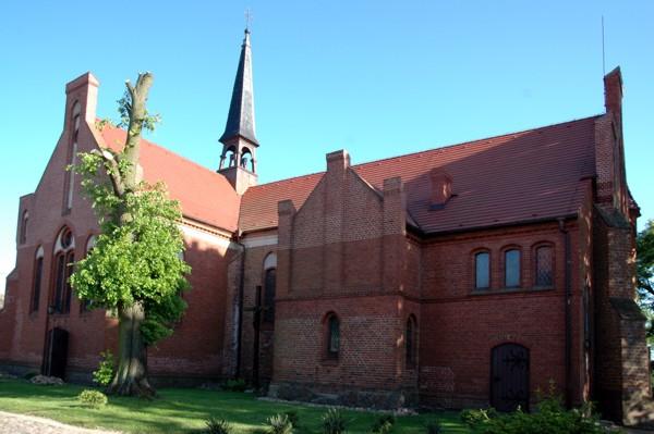 Kościół pw. św. Jadwigi w Wilczynie
