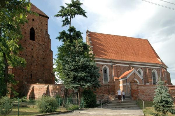 Kościół pw. św. Jadwigi w Wilkowie Polskim