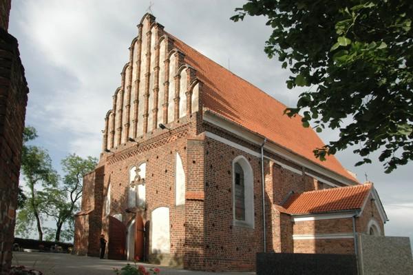 Herb Kościół pw. św. Jadwigi w Wilkowie Polskim
