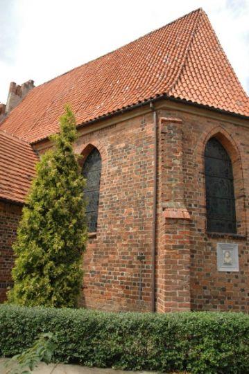 Kościół pw. Najświętszej Maryi Panny Niepokalanie Poczętej we Włościejewkach