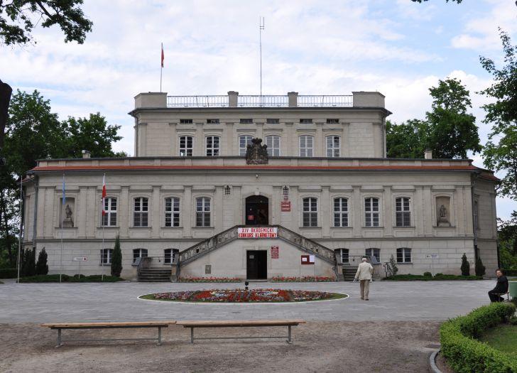 Pałac Sułkowskich we Włoszakowicach