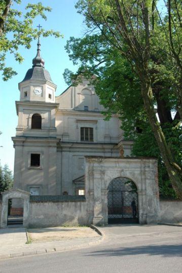 Kościół pw. Świętej Trójcy we Włoszakowicach