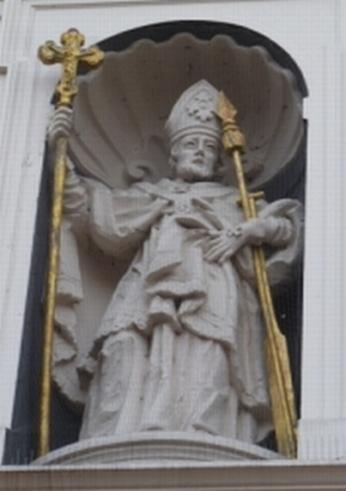 Herb Sławnikowic Wojciech (956–997)