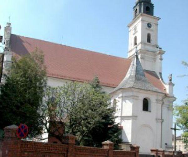 Kościół pw. Niepokalanego Poczęcia Najświętszej Panny Maryi w Wolsztynie