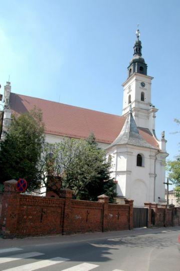 Kościół pw. NMP Niepokalanie Poczętej w Wolsztynie