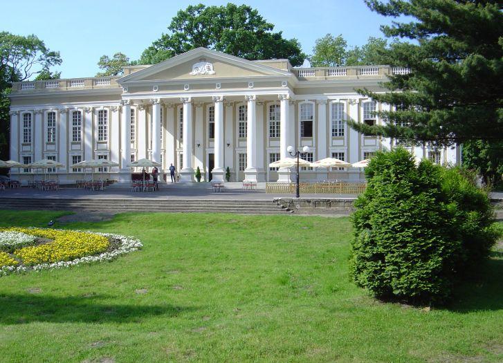 Pałac w Wolsztynie