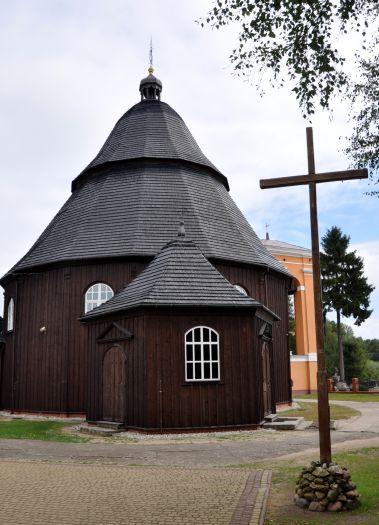 Kościół pw. Narodzenia NMP w Wyszynie