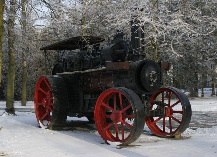 W Szreniawie zimą też jest pięknie...