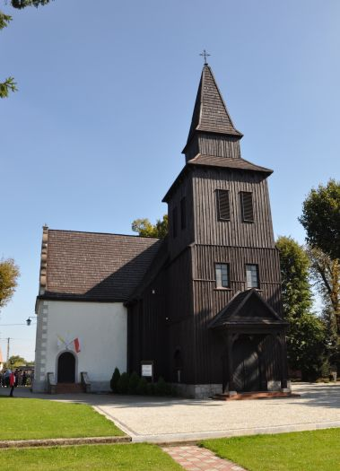 Kościół pw. św. Klemensa w Zakrzewie