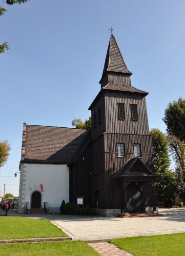 Herb Kościół pw. św. Klemensa w Zakrzewie