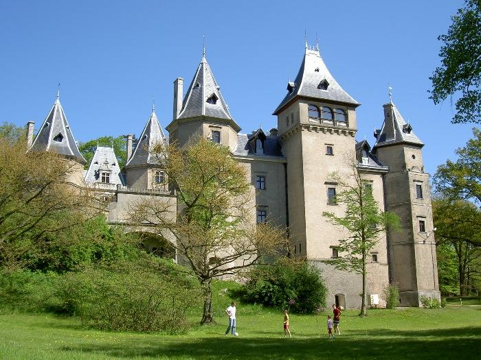 Herb Muzeum zamku w Gołuchowie