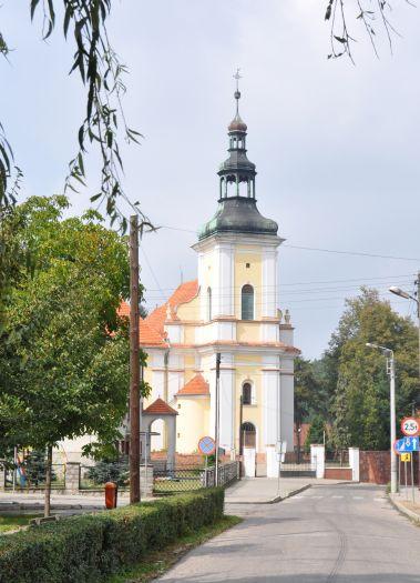 Kościół parafialny w Zdunach
