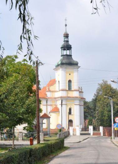 Herb Kościół pw. św. Jana Chrzciciela w Zdunach
