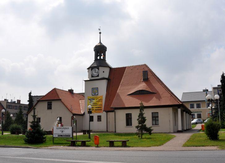 Herb Ratusz w Zdunach
