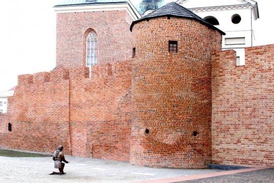 Herb Centrum Kaliskich Baśni i Legend w Kaliszu