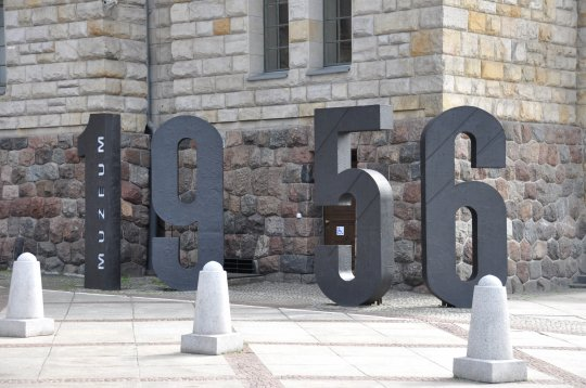 Herb Muzeum Powstania Poznańskiego – Czerwiec 1956