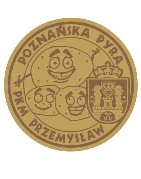 Herb Odznaka Krajoznawcza Poznańska Pyra