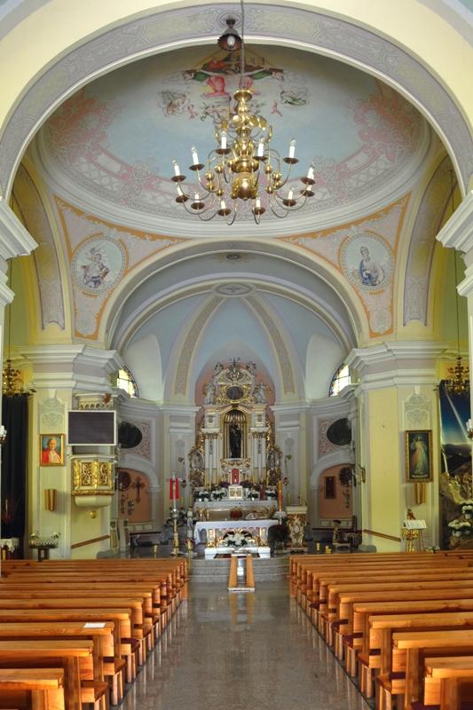 Kościół pw. św. Idziego w Mikorzynie